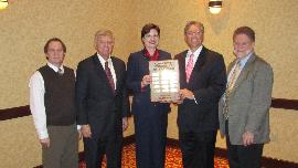 2012 ANPE Nonprofit Executive of the Year