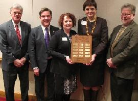 2013 ANPE Nonprofit Executive of the Year