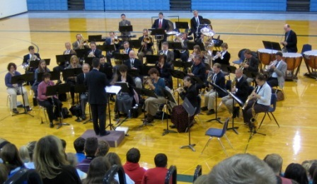 Lincoln Municipal Band - Lincoln Lutheran High School