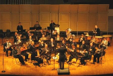 Lincoln Municipal Band - O'Donnell Auditorium